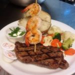 steak and prawns penticton