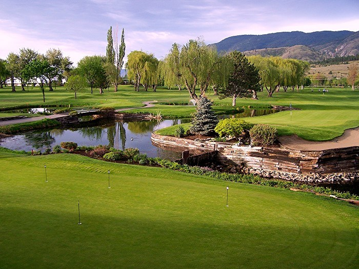 Monday Night Golf Penticton