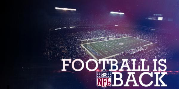 NFL Football is Back!